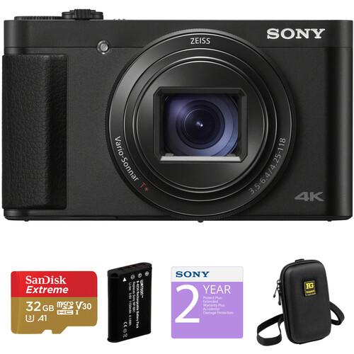 Sony Cyber-shot DSC-HX99 Digital Camera Deluxe Kit