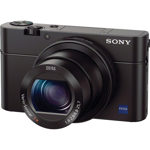 Sony Cyber-shot DSC-RX100 III Digital Camera Deluxe Kit