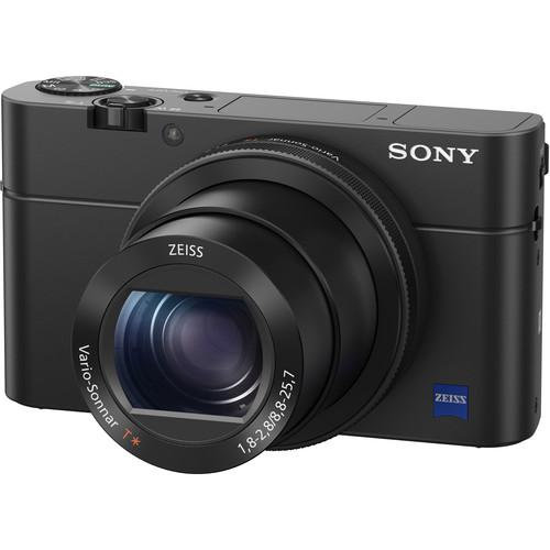 Sony Cyber-shot DSC-RX100 IV Digital Camera Basic Kit