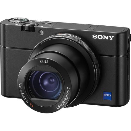 Sony Cyber-shot DSC-RX100 V Digital Camera with Free Accessory Kit