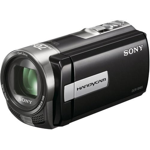 Sony 16GB DCR-SX85 Camcorder (Black)