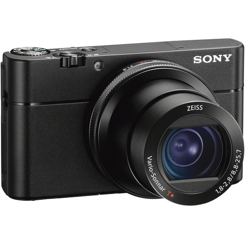 Sony Cyber-shot DSC-RX100 VA Digital Camera