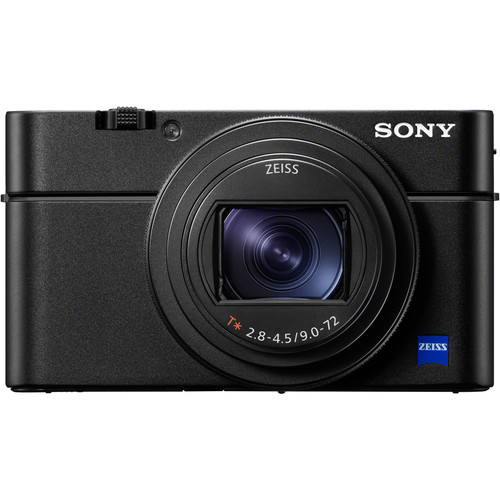 Sony Cyber-shot DSC-RX100 VII Digital Camera