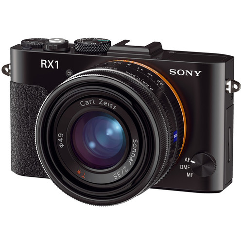 Sony Cyber-shot DSC-RX1 Full Frame Compact Digital Camera