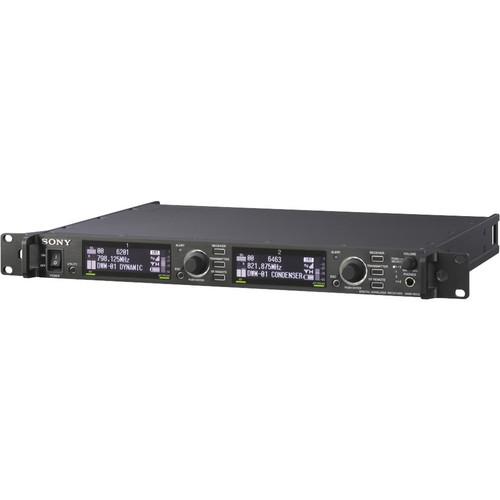 Sony DWR-R01D/30 Dual Channel Diversity Receiver