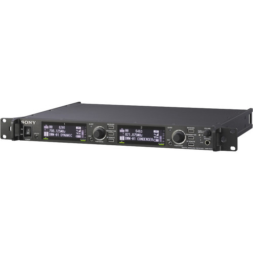 Sony DWR-R01D/30 Dual Channel Diversity Receiver
