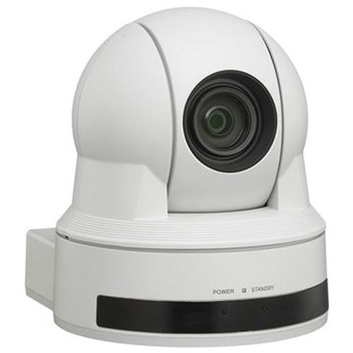 Sony EVI-D90 PTZ Cam w/Telemetrics Controller & RS-232 Cable Kit (White)