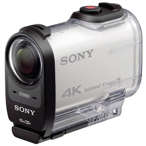Sony 4K HD Splashproof Camcorder
