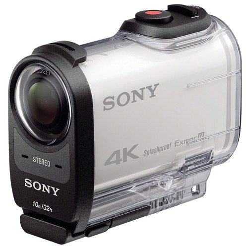Sony FDR-X1000V 4K Action Cam Beginners Kit