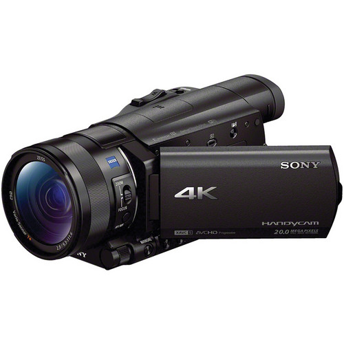 Sony FDR-AX100 4K Ultra HD Camcorder