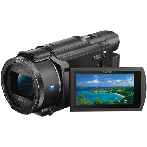 Sony FDR-AX53E 4K Ultra HD Handycam Camcorder (PAL)
