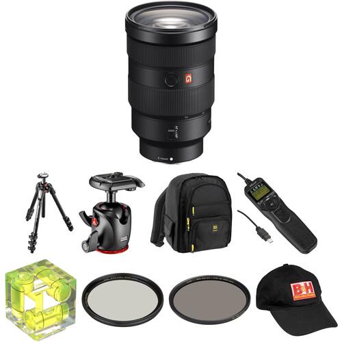 Sony FE 24-70mm f/2.8 GM Lens Landscape Kit