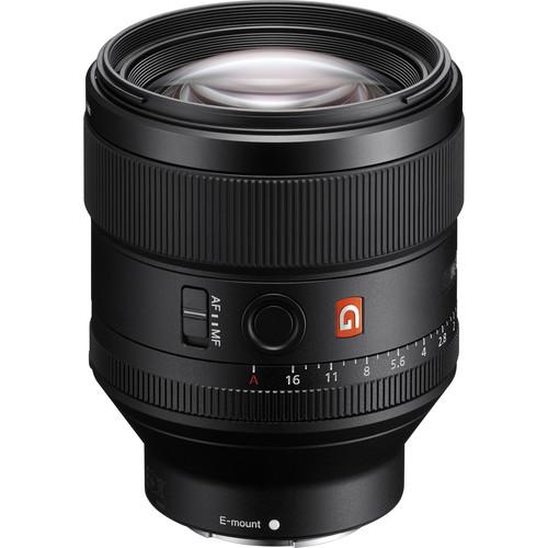 Sony FE 85mm f/1.4 GM Lens
