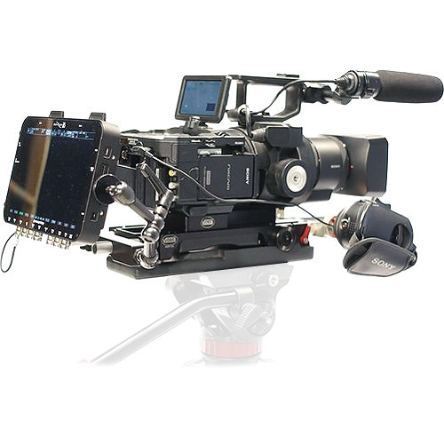 Sony NEX-FS700RH and Odyssey7Q Production Pack with 18-200mm Lens