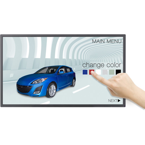 "Sony FWDS42H2TOUCH 42"" Touchscreen Display with LED Backlight"
