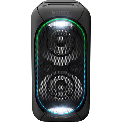 Sony GTK-XB60 Bluetooth Speaker (Black)