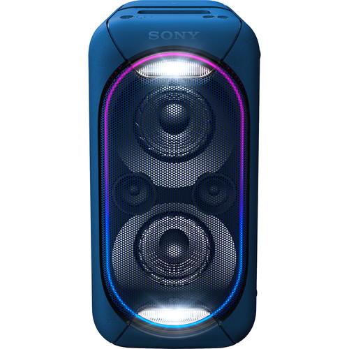 Sony GTK-XB60 Bluetooth Speaker (Blue)