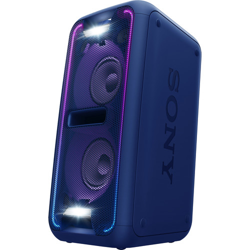 Sony GTK-XB7 Portable Bluetooth Home Audio System (Blue)