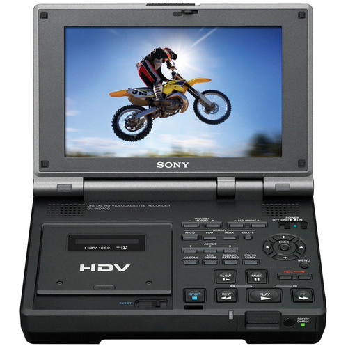 Sony GV-HD700 HDV Video Walkman VCR