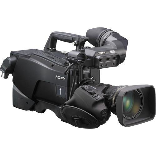 Sony HDC1700L Multi Format HD Camera System