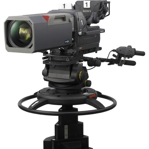 Sony HDC-2000B Multiformat HD Camera (Black)