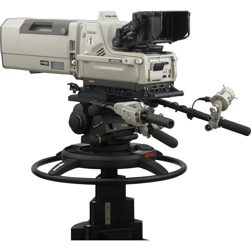 Sony HDC-2000B Multiformat HD Camera (White)