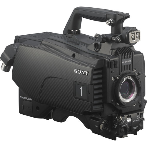 Sony HDC-4300L and BPU-4000 4K/HD Live Camera System Kit