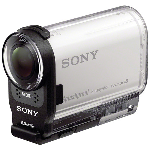 Sony HDR-AS200V HD Action Cam Bicycle Kit