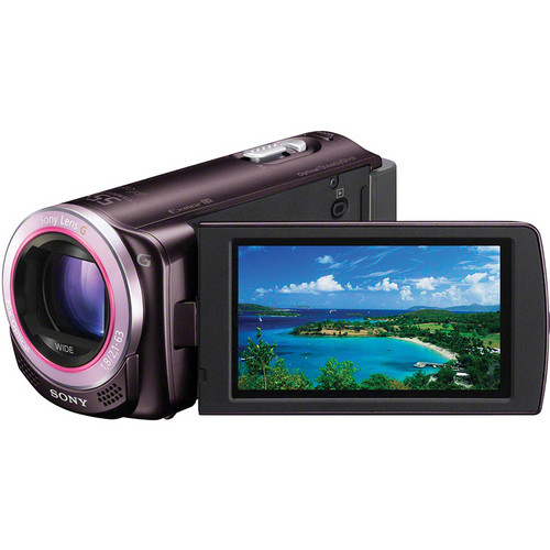 Sony PAL/HDR-CX260E Camcorder (Brown)