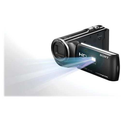 Sony HDR-PJ230E Full HD Flash Memory Camcorder (PAL, Black)