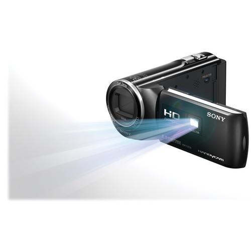 Sony HDR-PJ230E Full HD Flash Memory Camcorder (PAL, Black)