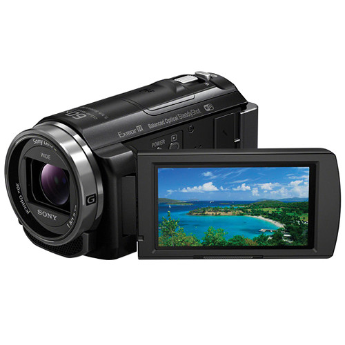 Sony 32GB HDR-PJ540E Full HD Handycam Camcorder with Built-in Projector (PAL)