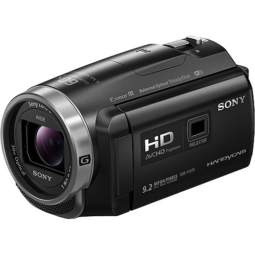 Sony HDR-PJ675 Full HD Handycam Camcorder with 32GB Internal Memory and Built-In Projector (PAL)