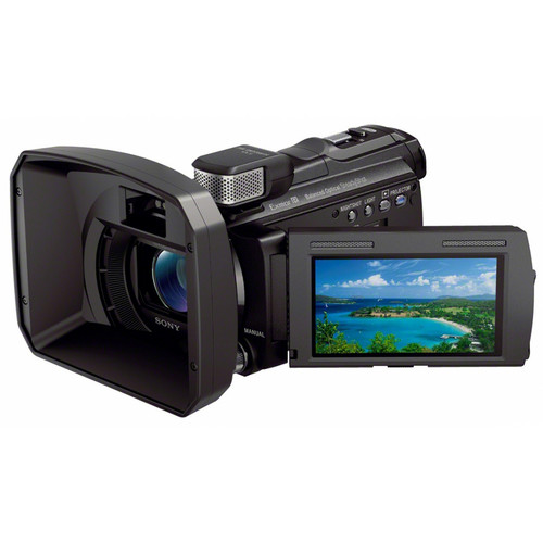 Sony 32GB HDR-PJ780E HD Handycam with Projector & GPS (PAL, Black)