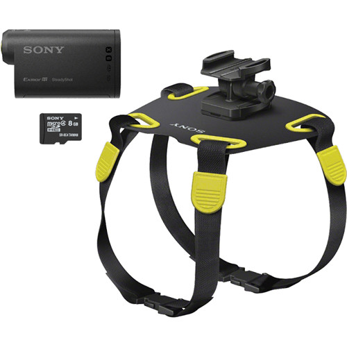 Sony HDR-AS15 Action Cam Pet Pack