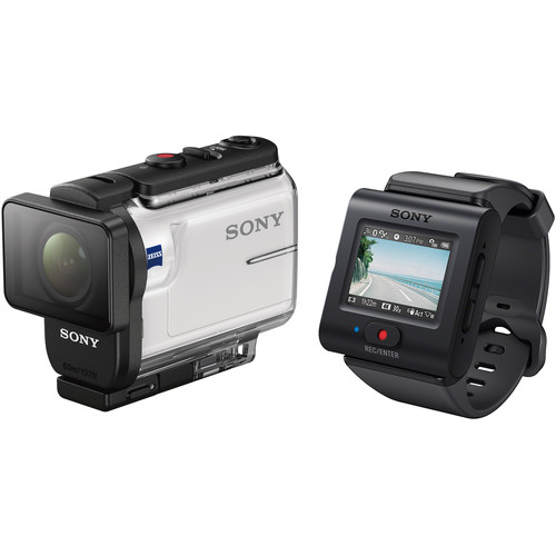 Sony HDR-AS300 Action Camera with Live-View Remote