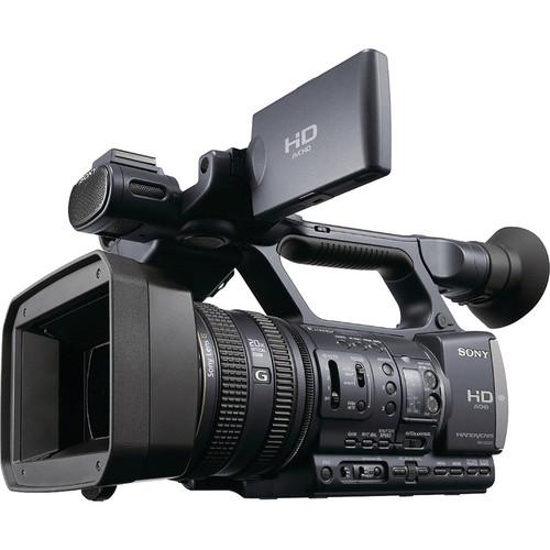 Sony HDR-AX2000E AVCHD PAL Camcorder