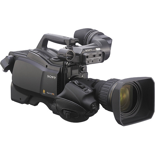 Sony HSC-100R Digital Triax Broadcast Camera