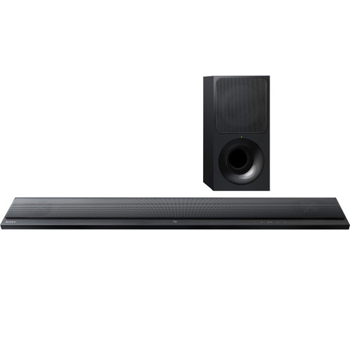 Sony HT-CT390 300W 2.1-Channel Soundbar System