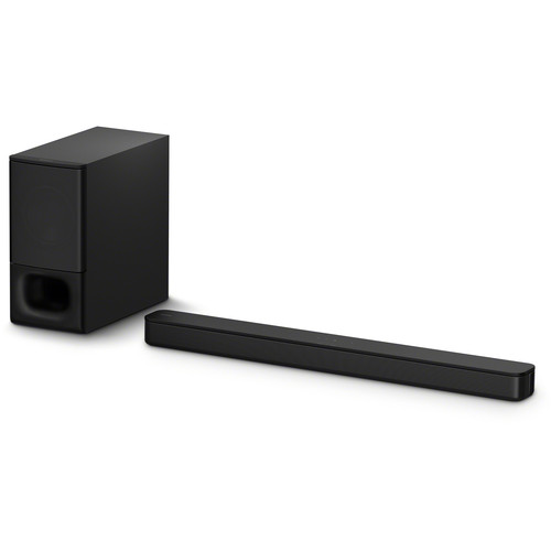Sony HT-S350 320W 2.1-Channel Soundbar System