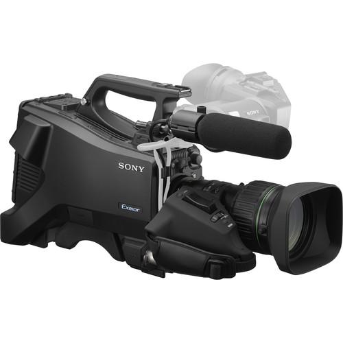 Sony HXC-FB80 Full HD Studio Camera with HDVF-L750 VF, 20x Lens & Lemo Connector