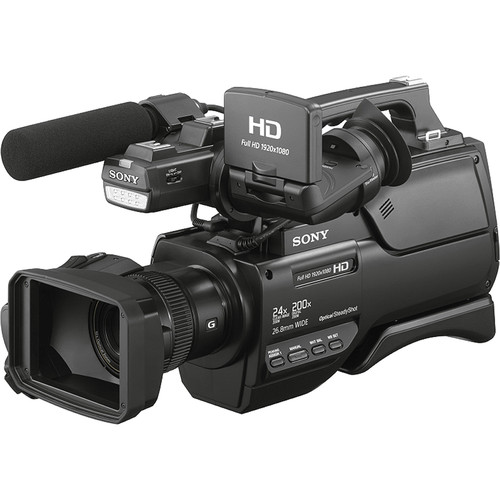 Sony HXR-MC2500 Shoulder Mount AVCHD Camcorder (Refurbished, Generic Packaging)