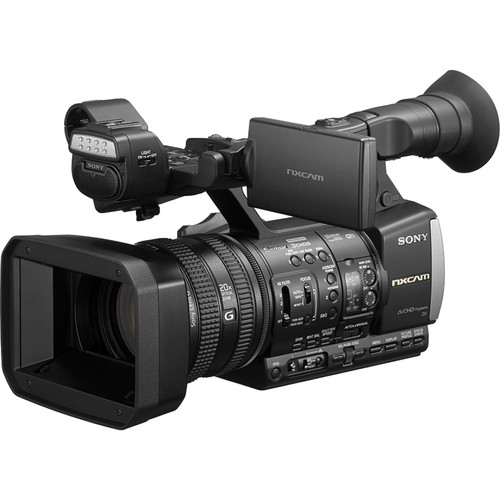Sony HXR-NX3 NXCAM Professional Handheld Camcorder (Refurbished, Generic Packaging)
