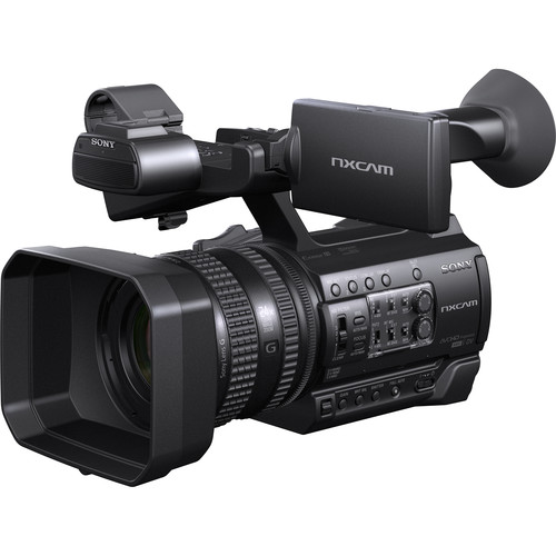 Sony HXR-NX100 Full HD NXCAM Camcorder