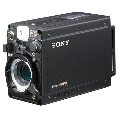 Sony HZC-PRVP1 60P/50P Software for HDC-P1 Camera