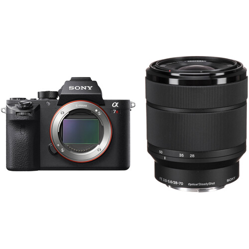 Sony Alpha a7R II Mirrorless Digital Camera with 28-70mm Lens Kit