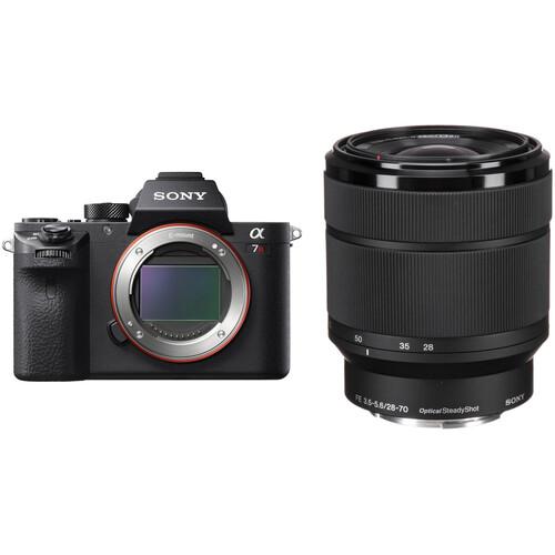 Sony Alpha a7R II Mirrorless Digital Camera with 28-70mm Lens Kit