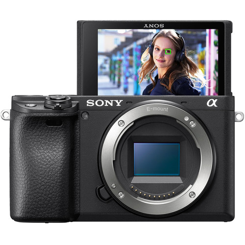 Sony Alpha a6400 Mirrorless Digital Camera (Body Only)