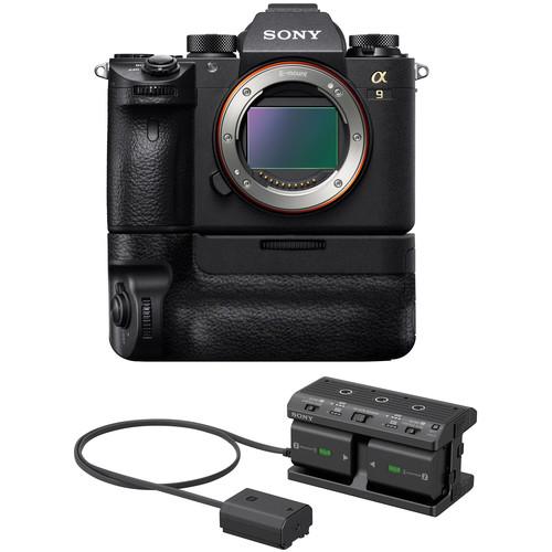 Sony Alpha a9 Mirrorless Digital Camera Action Shooting Kit