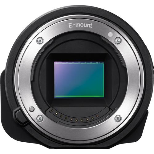 Sony ILCE-QX1 Mirrorless Lens-Style Digital Camera